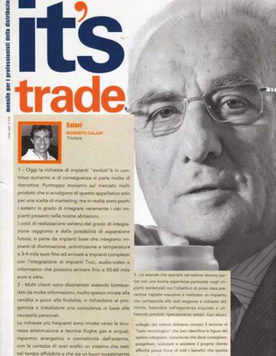 impianti salari articolo di giornale it's trade